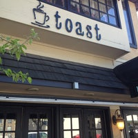 Photo taken at Toast by Noel A. on 5/5/2013