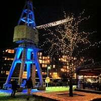 Photo taken at Radisson Blu Royal Garden Hotel by Emile N. on 12/21/2012