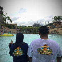 Photo taken at Wet World Shah Alam by محمد أصلان on 10/13/2017