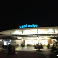Photo taken at Café Ocho by Marvin C. on 7/20/2013