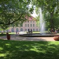 5/22/2016 tarihinde Marc H.ziyaretçi tarafından Schlosspark Niederschönhausen'de çekilen fotoğraf