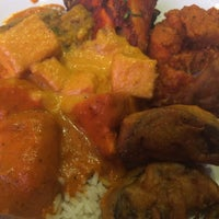 Photo taken at Rangoli India Restaurant by liza s. on 3/20/2017