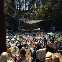 Photo taken at Stern Grove Festival by liza s. on 8/20/2017