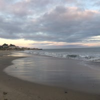 Photo taken at Harbor Beach by liza s. on 5/17/2017