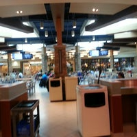 Photo taken at Brookfield Square Food Court by Nick D. on 2/21/2013