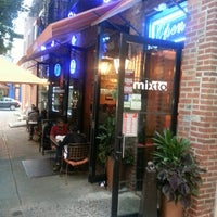 Photo taken at Mixto Restaurant by Nick D. on 7/26/2013