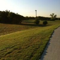 Photo taken at Sam Houston Trails Park by Pam B. on 9/19/2012