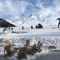 Photo taken at Corralco Mountain & Ski Resort by Maureen H. on 8/6/2017