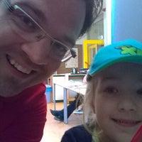 Photo taken at stembureau 67 / Rietendakschool by Rene D. on 5/22/2014