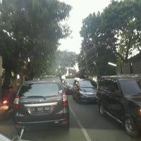 Photo taken at Jalan Haji Nawi by budi g. on 9/20/2016