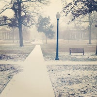 Photo taken at Laughlin Hall by Grace D. on 1/28/2014