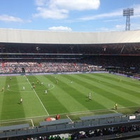 Photo taken at Stadion Feijenoord by Andre v. on 4/28/2013