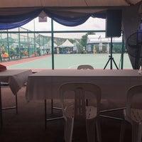 Photo taken at Kompleks Futsal 1Malaysia by Mr S. on 10/16/2016