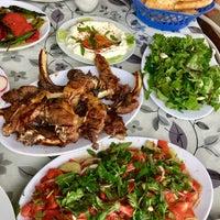 Photo taken at Çınaraltı Restaurant by Emin A. on 4/19/2017