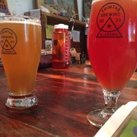 Photo taken at Trimtab Brewing Company by Beth S. on 6/22/2014