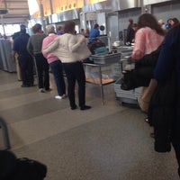 Photo taken at RDU - Terminal 2 Security Checkpoint by Jacob R. on 11/8/2013