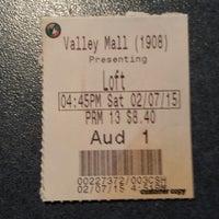 Photo taken at Regal Cinemas Valley Mall 16 by N'Namdi D. on 2/7/2015