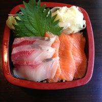 Photo taken at Fuki Sushi by Gina on 8/12/2013
