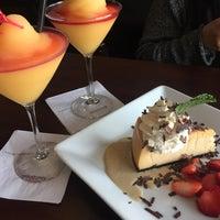 Photo taken at Milestones Grill & Bar by meru on 4/21/2017