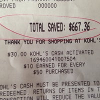 Photo taken at Kohl's Monroeville by Bill G. on 8/3/2014