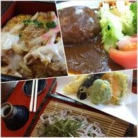Photo taken at なか家 レストラン by Takeshi M. on 7/19/2014