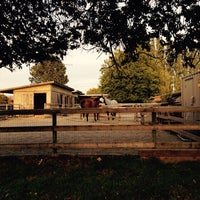 Photo taken at Southlands Riding Club by Val S. on 8/27/2015