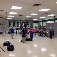 Photo taken at Haines Middle School by Alex C. on 10/21/2013