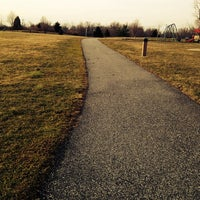 Photo taken at Penn Township Community Park by Meghan B. on 3/28/2014