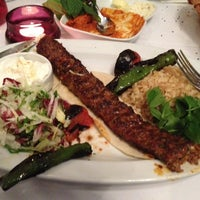 Photo taken at Khorasani Ocakbasi Kebabhouse by Bob B. on 11/25/2012