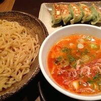Photo taken at 越後秘蔵麺 無尽蔵 しながわ家 by Shunsuke T. on 2/26/2013