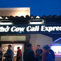 Photo taken at Pho Cow Cali Express by Flame H. on 4/6/2013