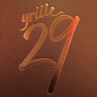 Photo taken at Grille 29 by Curtis T. on 1/3/2016