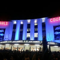 Photo taken at Earls Court Exhibition Centre by Laís C. on 10/26/2013
