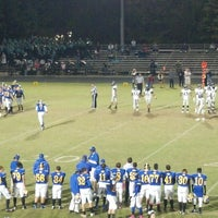 Photo taken at Stafford High School by Brian C. on 10/18/2013