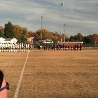 Photo taken at Stafford High School by Brian C. on 11/4/2013