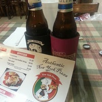 Photo taken at Authentic New York Pizza by Yvette D. on 11/8/2013