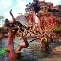 Photo taken at Splash Mountain by Jerry D. on 7/5/2013