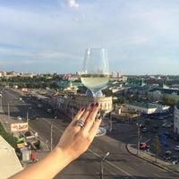 Снимок сделан в Панорама пользователем PANORAMA restaurant & bar 7/28/2015