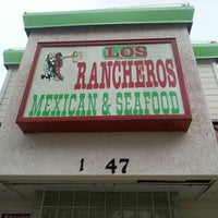 Photo taken at Los Rancheros by Chris M. on 11/9/2012