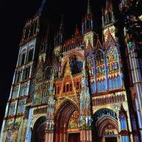 Photo prise au Cathédrale Notre-Dame de Rouen par Maciej K. le8/6/2016