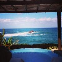 Photo taken at Four Seasons Resort Punta Mita by Maile J. on 2/13/2013