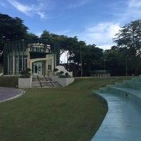 Photo taken at Chaaloem Phrakiat Park by sandsaii on 7/26/2016