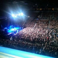 Photo taken at Mandalay Bay Events Center by Brittany S. on 9/30/2012