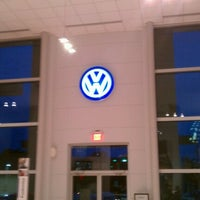 Photo taken at Karen Radley VW by Dawn E. on 11/12/2012