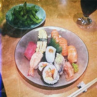 Photo taken at Ichiban Sushi by Juha A. on 1/8/2014