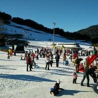 Photo taken at Kranjska Gora by Boris L. on 1/1/2017