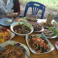 Photo taken at ร้านส้มตำภูไท by JANN C. on 10/14/2015