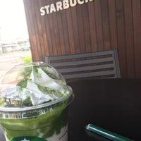 Photo taken at Starbucks by Akira O. on 7/8/2017
