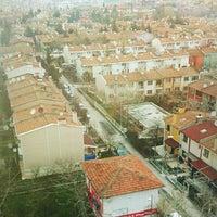 Photo taken at Kocasinan Bulvarı by Gizem S. on 3/21/2015