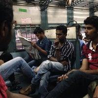 Photo taken at 2/3 Platform by Sachin T. on 2/22/2014